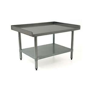 Eagle Group Blendport 24x30 18 Gauge Stainless Steel Equipment Stand