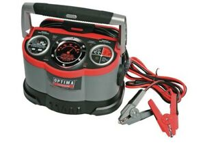 Optima Batteries 150 33508 1200 Battery Charger Maintainer 12 Amps 12 Volt