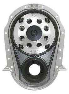 Jesel Kbd 38200 Solid Upper Pulley Belt Drive Systems Big Block Chevy Bbc