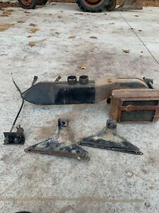 1953 1954 1955 Ford Truck Heater Assembly F100 Pickup Panel Fomoco Vintage F100