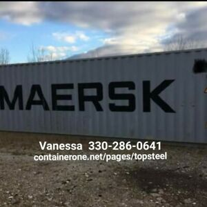 Steel Conex Storage Shipping Cargo Container