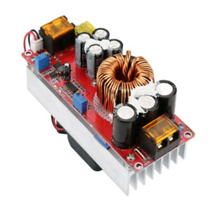 1500w 30a Voltage Step Up Boost Cv Power Supply Module Step Up Current