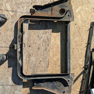 1956 Oldsmobile Radiator Core Support 88 98 Holiday 56