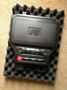 Nos New 2016 2018 Ford Mustang Shelby Gt350r Radio Ac Delete Control Assembly