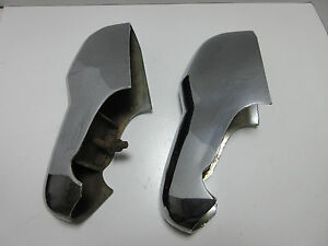 1940 S Or 1950 S Ford Gm Bumper Guards Need Plating