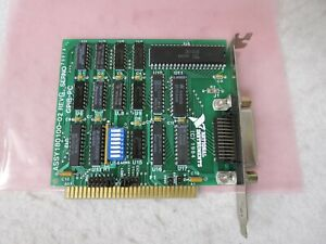 National Instruments Ni 180100 02 Gpib pc Isa Interface Card
