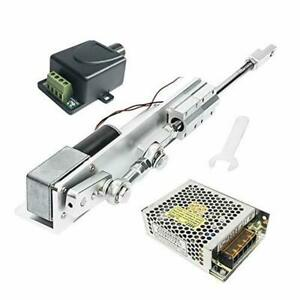 Electric Motor Diy Linear Actuator With Switching Capacity speed Controller