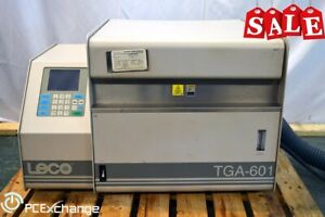 Leco Mod 604 100 600 Thermogravimetric Analyzer Tga 601