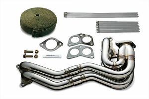 Tomei Expreme Unequal Length Exhaust Manifold Header Kit Gt86 Brz Fr S Fa20 New
