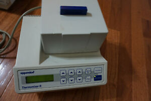 Eppendorf Thermomixer R 2 Ml Thermoshaker Shaker Thermo Mixer Hot Compact Zsqw