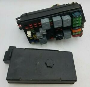 2000 Buick Park Avenue Fuse Box Relay Junction Delphi Packard Electric Stock Oem