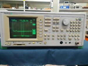 Anritsu Ms2663c Spectrum Analyzer 9 Khz To 8 5ghz