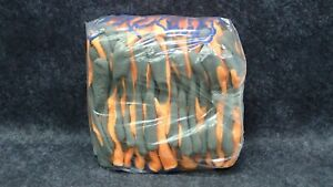 Showa Atlas 454 Medium Insulated Gloves 1 Dozen Orange Acrylic Latex Polyester