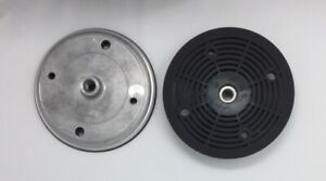 Lot Of 2 Original Clarke Edger Disc Pad For S7r S 7r Super 7 R part 21066a