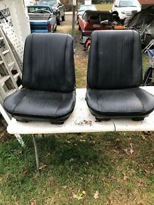 1967 Chevelle Gto Cutlass Bucket Seats