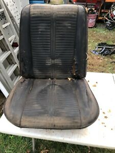 1966 Chevelle Gto Cutlass Bucket Seat