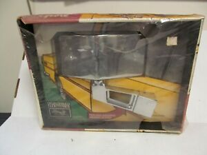 1960 1990s Vintage Grote 28303 Universal Chrome Pass Side Car Truck Mirror