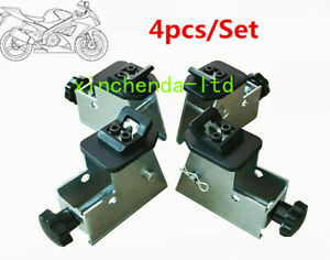 Motorcycle Atv Wheel Rim Adapter Clamp Jaw Remove Repair For Tyre Tire Changer