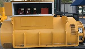 New Or O e Marelli 2500 Kw 3125 Kva Generator End