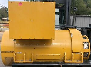 New Or O e Kato 2500 Kw Generator End