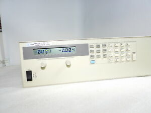 Agilent 6654a Programmable Dc Power Supply 0 70v 7 5a
