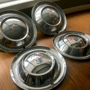 1954 Plymouth Hubcaps Wheel Covers 54 15