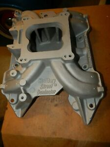 Holley Street Dominator Mopar 383 400 Big Block Mopar Aluminum Intake
