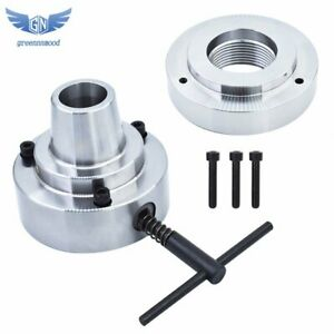 New 5c Collet Lathe Chuck Closer With Semi finished Adp 2 1 4 X 8 Thread