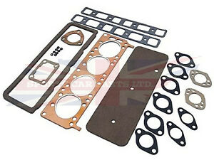 New Head Gasket Set Mg Td 1250cc From Engine e 22735 Made In The Uk Cc151