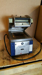 Electrolux Hsppan High Speed Microwave Infrared Panini Sandwich Press Grill 2012