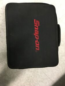Snap On Soft Carry Case Fits Ct561 Cordless Impact Many Uses
