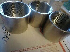 Stainless Steel Couplers Ec 3 Rigid New