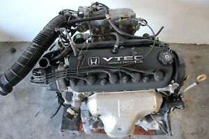 Honda Accord Engine Replacement 1998 02 F23a Jdm Engine F23a1 2 3l Engine Unit