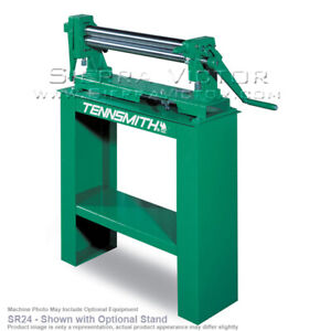 Tennsmith Manual Slip Roll Sr42 In Stock Now Ready To Ship