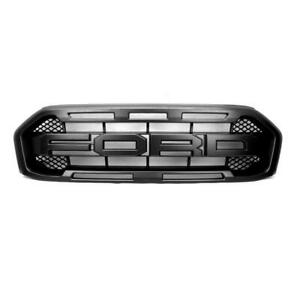 1 Set Car Front Grill Grille For Ford Ranger T8 Low Version 2018 2019