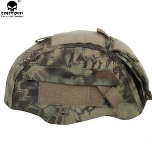 EMERSON Tactical Helmet Cover for MICH ACH 2002 Helmet Airsoft Hunting MR