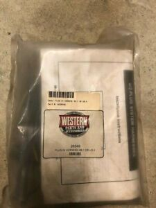 Western Snow Plows Plug In Harness Hb 1 Or Hb5 26349