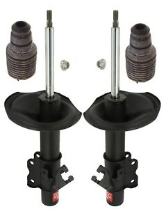 Kyb Front Suspension Struts And Bellows Kit For Nissan 240sx 1989 1994