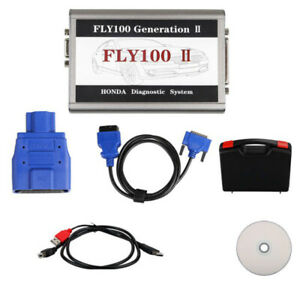 Fly 100 Generation 2 fly100 G2 For Honda Scanner Full Version Diagnosis Hds