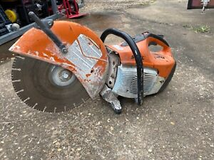 Stihl Ts 420 14 Concrete Cut Off Saw Blade Is Not Included