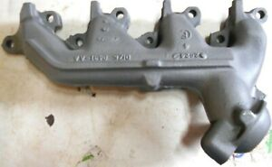 1971 73 Ford Mustang Torino Cougar 351c 2v Left Side Driver Exhaust Manifold