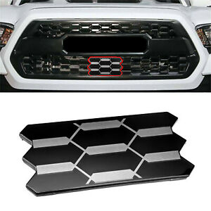 Grill Garnish Sensor Cover 53141 35060 Fit For 2018 2019 Toyota Tacoma Trd Pro
