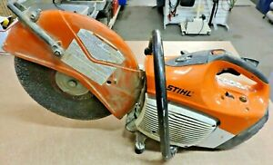 Stihl Ts420 Concrete Cut off Saw free Priority Shipping