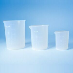 Brandtech V110305 Pfa Low form Griffin Beakers 50ml