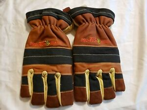 Techtrade Pro tech 8 Titan K Pro Gloves Firemen Rescue Law Enforcement Xxxlarge