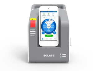 Solase Dental Diode Laser Surgical Soft tissue App Operation Without Cell Phone