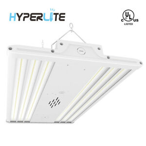 Led Linear High Bay Light 2ft 4ft ac120 277v 1 10v Dimmable Warehouse Lighting
