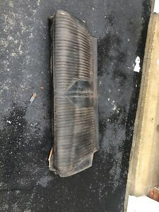 1968 1969 Chevelle Gto Cutlass Rear Seat Back Seat Bottom