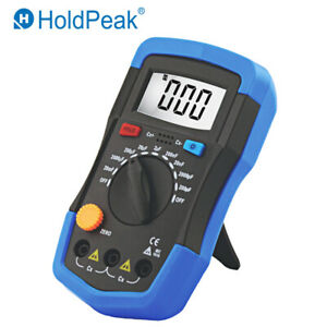 Digital Multimeter Capacitance 200pf 20mf Meter Capacitor Tester Measure Tool