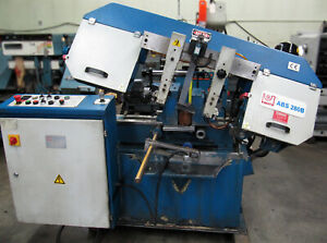 2013 Knuth 11 Automatic Metal Cutting Horizontal Band Saw